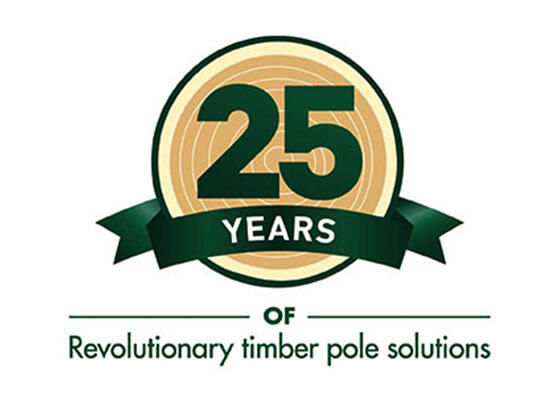 TTT Products - celebrating 25 years of revolutionary timber pole solutions